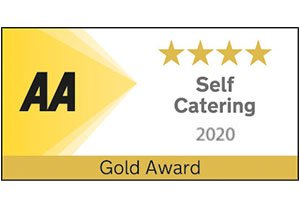 Aa 5 Star Gold Award Self Catering 2020