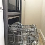 aParkland Site Aunite Bett's Self Catering kitchen Dish Washer
