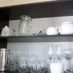Parkland Site Tonto's View Self Catering Kitchen Glasses