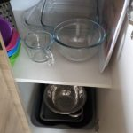 Parkland Site Tonto's View Self Catering Kitchen Dishes