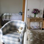 Parkland Site Tonto's View Self Catering Living Room Bed