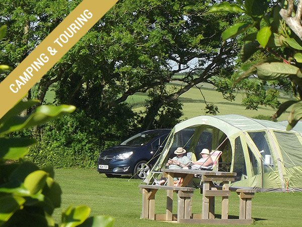 Parkland Site Camping and Touring Booking