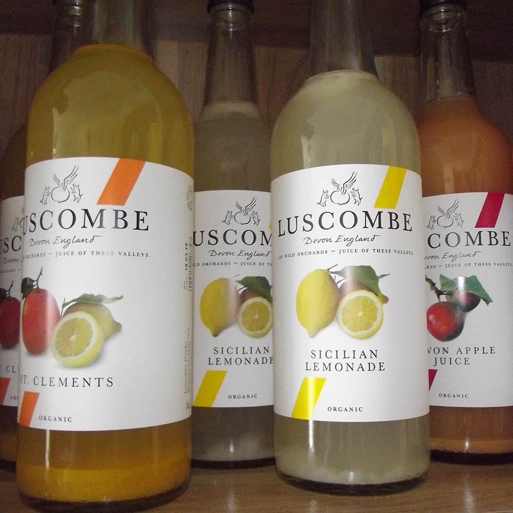 Parkland Site Shop Luscombe drinks